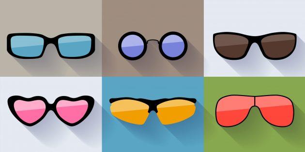 Как выбрать солнечные очки, которые надёжно защитят глаза от ультрафиолета