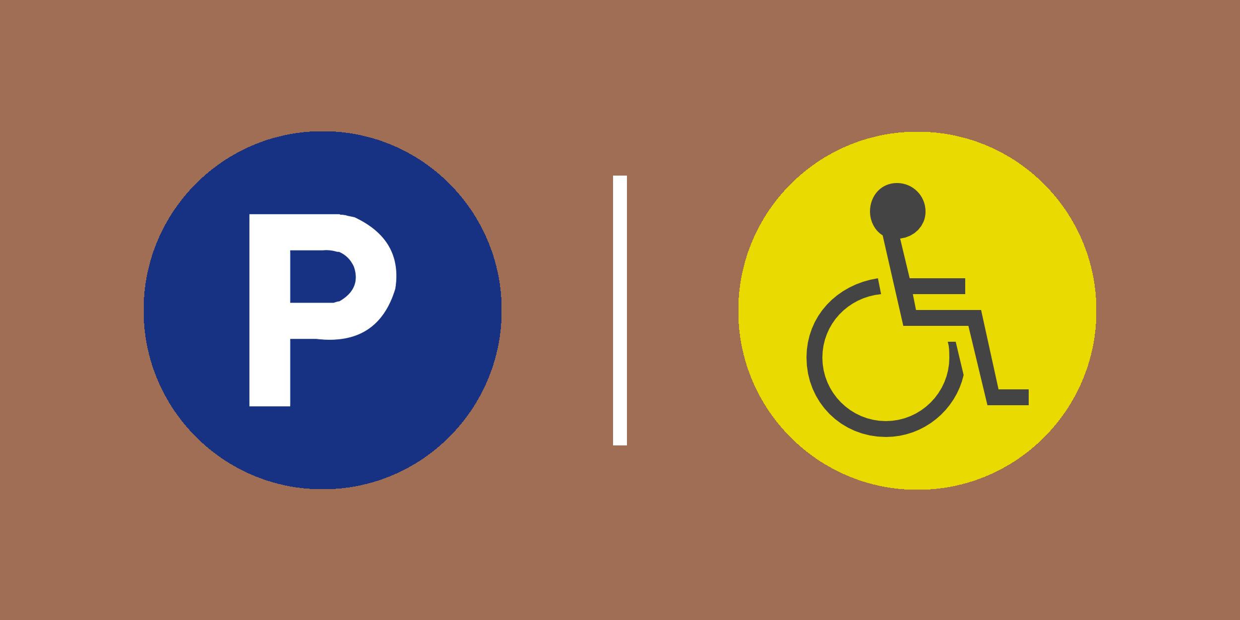 Кому можно пользоваться стоянкой для инвалидов