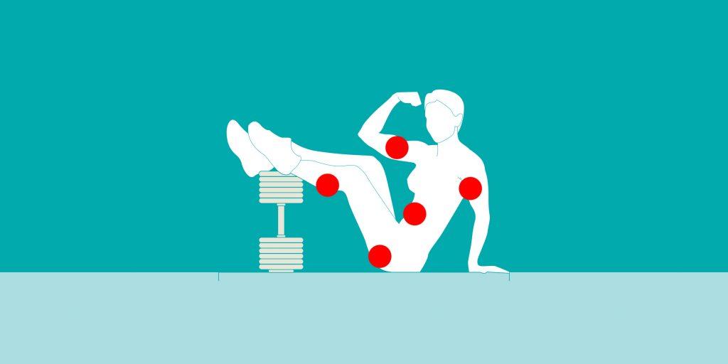 Почему на второй день после тренировки мышцы болят сильнее, чем на первый