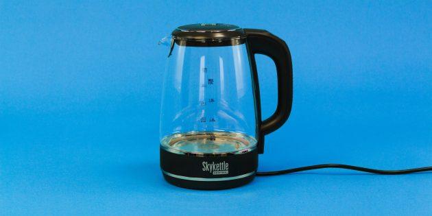 Стеклянный электрический чайник Redmond SkyKettle G200S