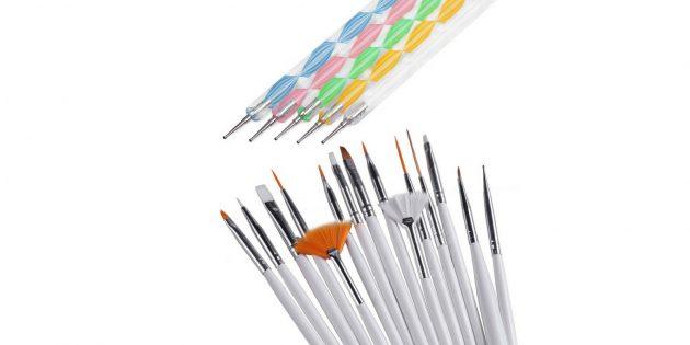 Рисунки на ногтях для начинающих гель лаком пошаговое