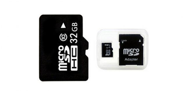 BIYETIMI MicroSD, 16ГБ