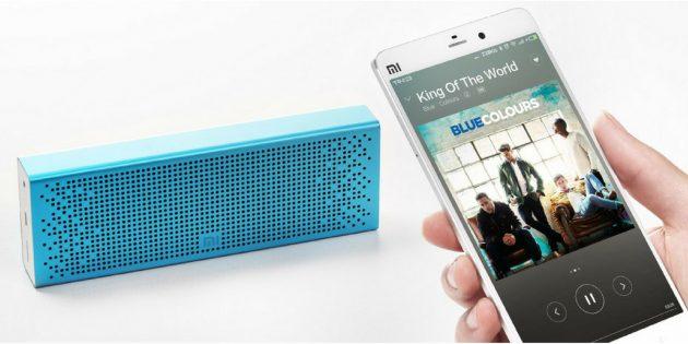Беспроводная колонка Mi Bluetooth Speaker