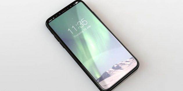iPhone 8: внешний вид