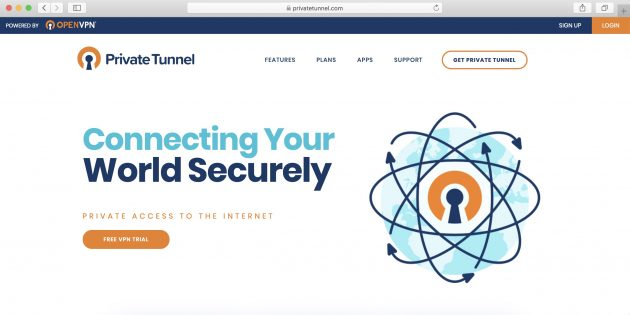 Best Free VPN for PC, Android & iPhone - Private Tunnel