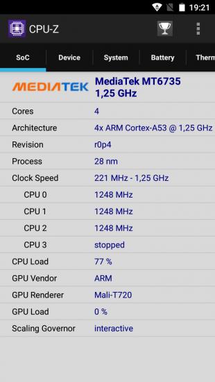Gretel GT6000 CPU 1