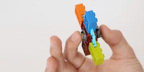 Как сделать спиннер из LEGO