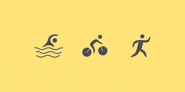 Триатлон в Зарайске: 6 дистанций для участников любого возраста