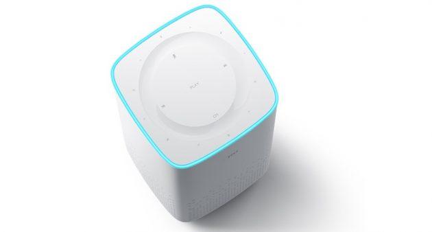 Xiaomi Mi AI Speaker: внешний вид колонки