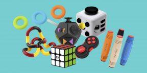 Занимаем руки: 30 антистресс-игрушек с AliExpress