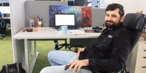 Рабочие места: Роман Зорин, продюсер компании Playkot