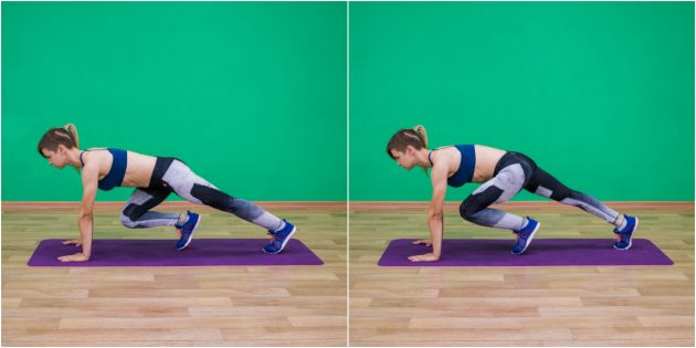 эффективные упражнения: калолаз