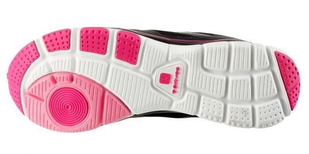 как выбрать кроссовки: кроссовки для фитнеса