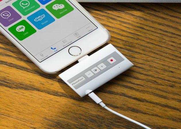 Call Recorder позволит записать и сохранить любой разговор на iPhone