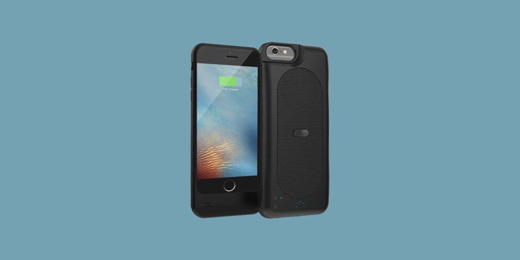 Гаджет дня: Duo <b>Slim</b> — чехол для iPhone с мощным динамиком ...