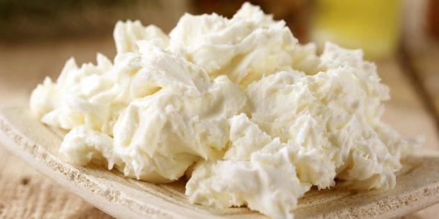Как сделать сыр: Домашний маскарпоне