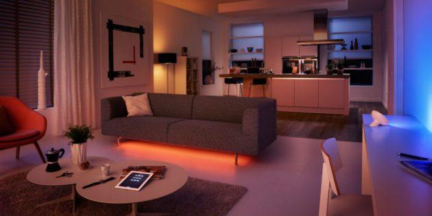 HomeKit, умный дом