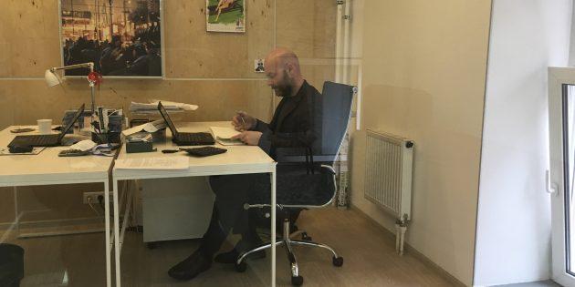 Рабочие места: Андрей Игнатов, руководитель агентства интегрированных коммуникаций Kestler&Wolf