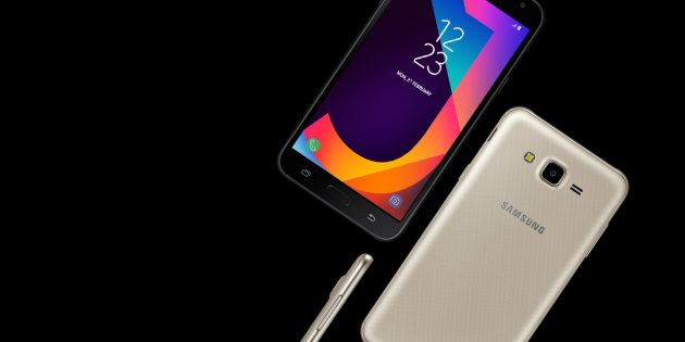 Samsung представила ещё один смартфон серии Galaxy J