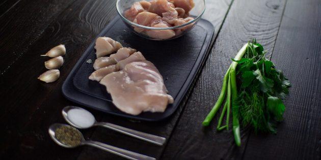 борщ с курицей рецепт пошаговый