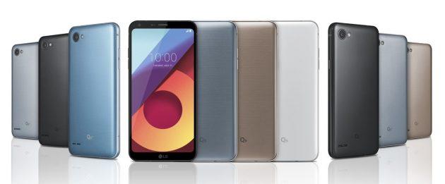LG представила смартфон Q6