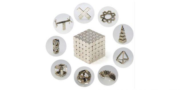 Магнитный куб