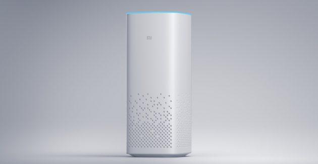 Xiaomi Mi AI Speaker: внешний вид