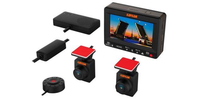 Какой видеорегистратор лучше: Модульный видеорегистратор