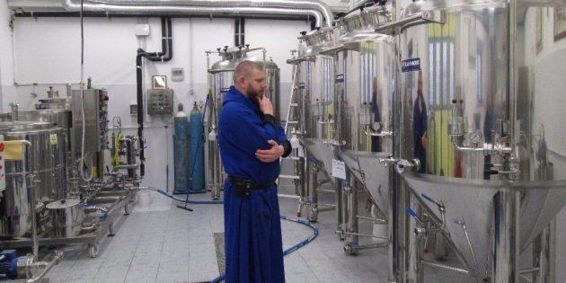 Крафтовое пиво: Траппистская пивоварня