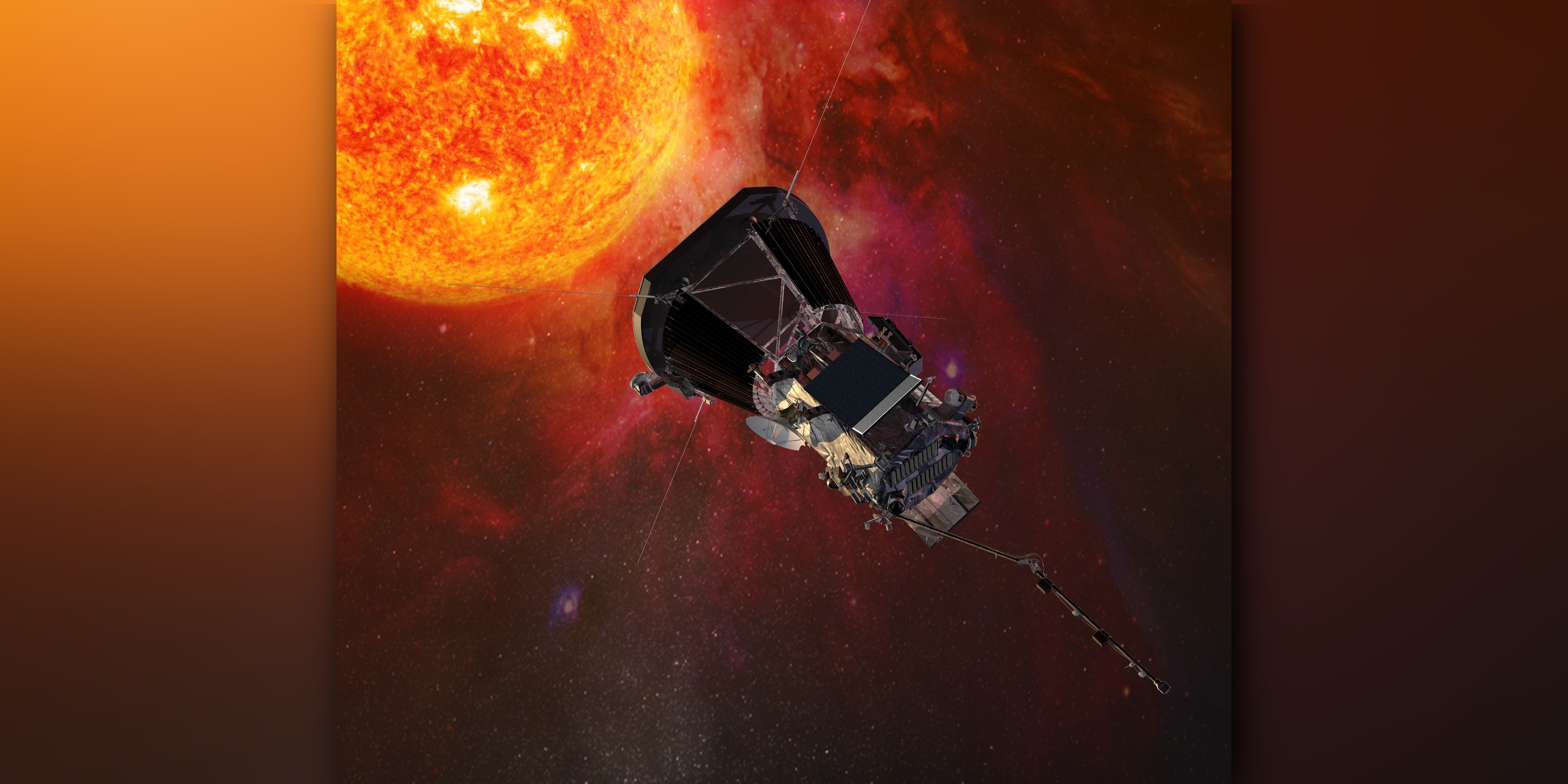 nasa satellite to the sun - 960×600