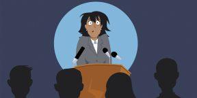 8 мифов о публичных выступлениях