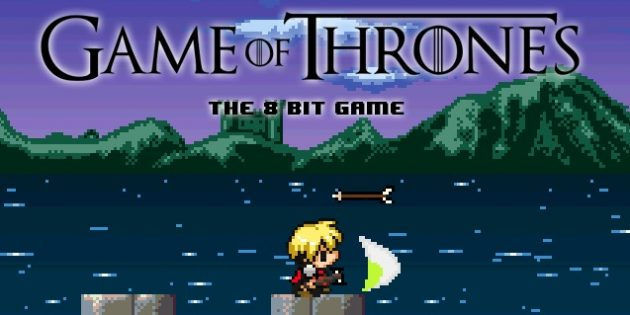 «Игра престолов»: 8-битная игра по мотивам сериала