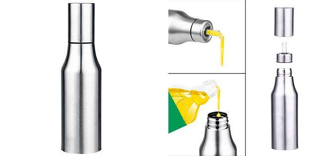 Бутылки для масла, уксуса и соусов