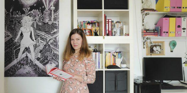 Основательница компании «Счастливая азбука» Марина Воронкова