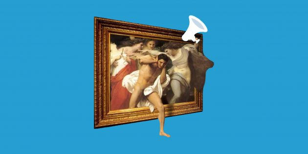 10 Telegram-каналов, которые заменят походы на выставки и в музеи
