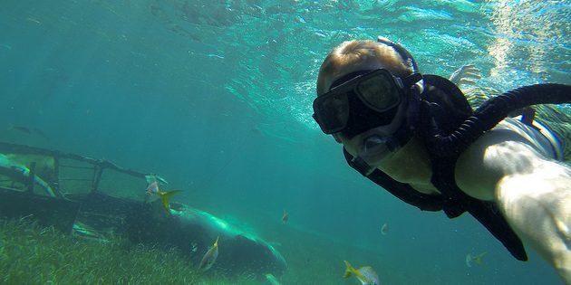 как фотографироваться в путешествиях: возьмите GoPro