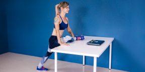 11 упражнений из йоги для разминки за рабочим столом