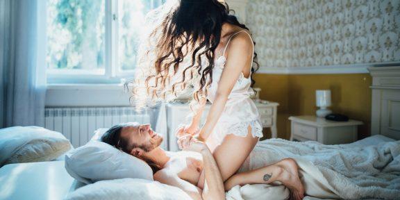 Как получать удовольствие от секса по расписанию