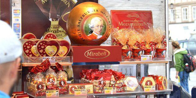 сувениры из Европы: Австрия