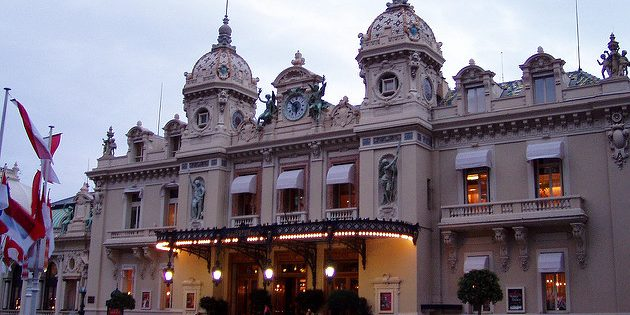 сувениры из Европы: Монако