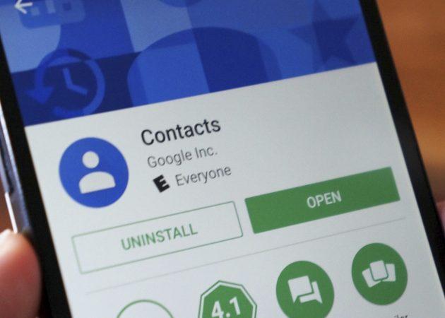 «Контакты» от Google теперь можно скачать на любое Android-устройство
