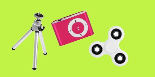 «Товары за 1 доллар!» — большая распродажа на GearBest