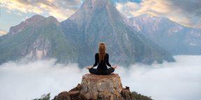 7 простых техник быстрой медитации