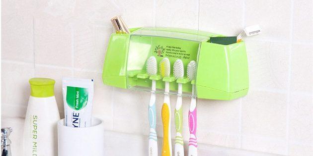 Органайзер для зубных щёток