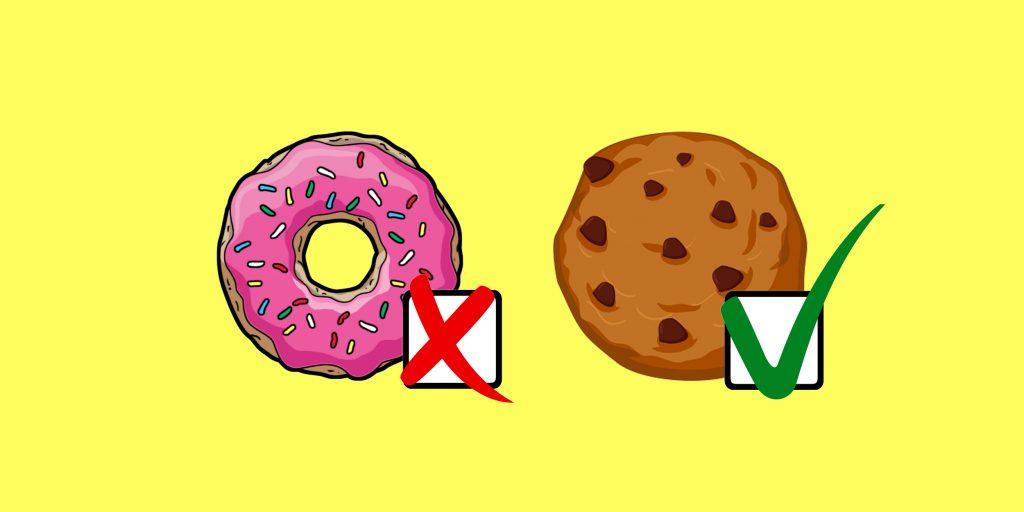 Как употреблять меньше калорий и худеть?