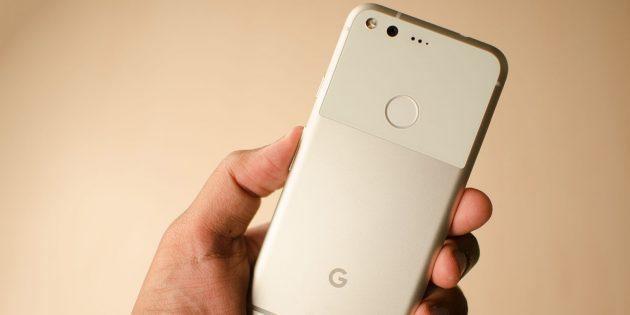 Google Pixel 2 будет реагировать на сжатие