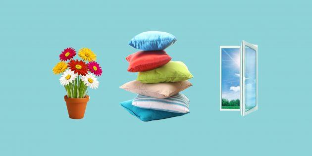 4 способа сделать свой дом уютнее