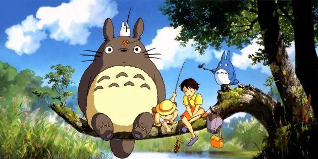 аниме: Хаяо Мияздзаки
