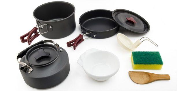 Походная посуда
