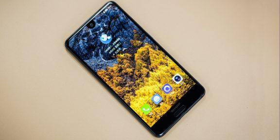 Sharp Aquos S2 — новый смартфон с самыми маленькими рамками